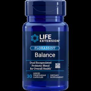 FlorAssist Probiotic 30 liquid vcaps by Life Extension