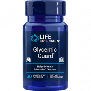 Glycemic Guard 30vcaps by Life Extension
