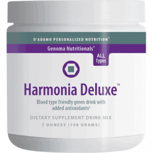 Harmonia Deluxe 7oz By D'adamo Personalized Nutrition