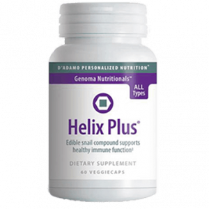 Helix Plus 60vcaps By D'adamo Personalized Nutrition