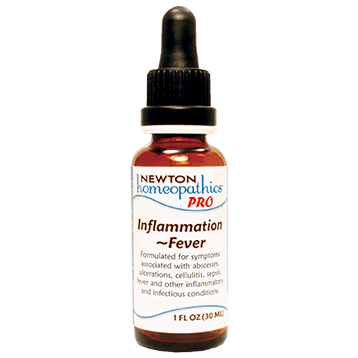 Inflammation~Fever 1oz by Newton Pro
