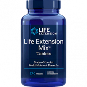 Life Extension Mix Tablets 240t by Life Extension