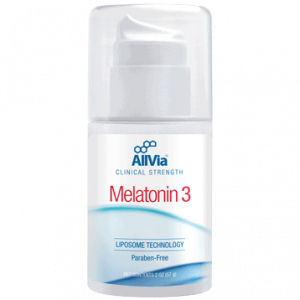 Melatonin 3 2oz by Allvia Integrated Pharmaceuticals