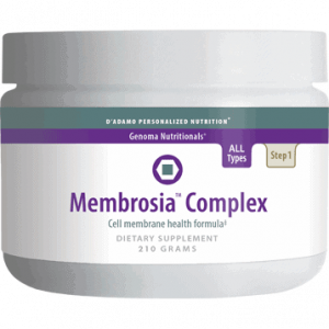 Membrosia Complex 210 Gms By D'adamo Personalized Nutrition