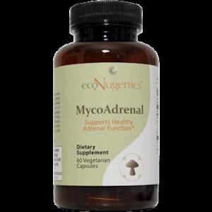 MycoAdrenal 60vcaps by EcoNugenics