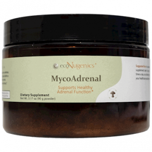 MycoAdrenal Powder 60 servings by EcoNugenics
