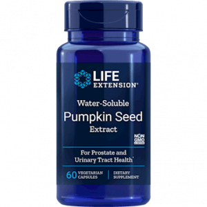 Pumpkin Seed Extract 60vcaps by Life Extension