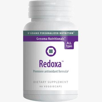 Redoxa 90vcaps by D'Adamo Personalized Nutrition