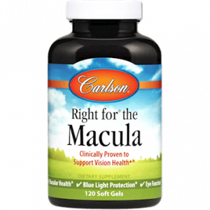 Right Of Macula 120sgels By Carlson Labs
