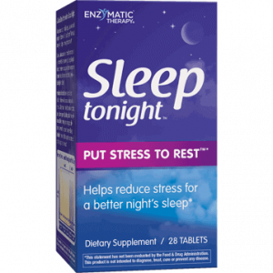 Sleep Tonight 28t by Enzymatic Therapy