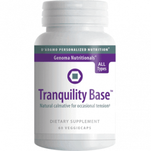 Tranquility Base 60vcaps By D'adamo Personalized Nutrition