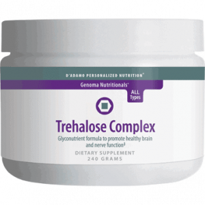 Trehalose Complex 240g By D'adamo Personalized Nutrition