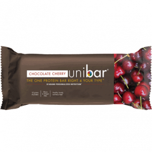 Uni Bar Chocolate Cherry 12 Bars By D'adamo Personalized Nutrition