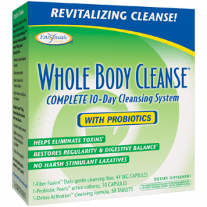 Whole Body Cleanse 1 kit by Enzymatic Therapy