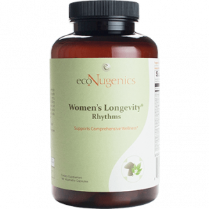 Women's Longevity Rhythms 180vcaps By Econugenics