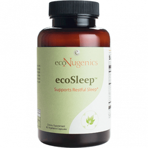 ecoSleep 60vcaps by EcoNugenics