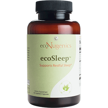 Ecosleep 60vcaps By Econugenics