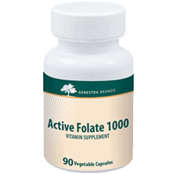 Active Folate 90vcaps by Genestra Seroyal
