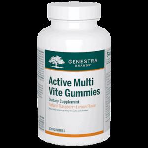 Active Multi Vite 100 Gummies by Genestra Seroyal