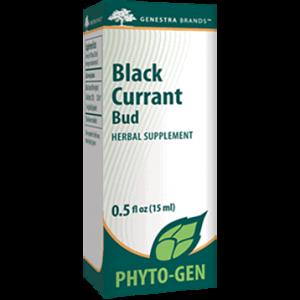 Black Currant Bud 0.5 fl oz by Genestra Seroyal