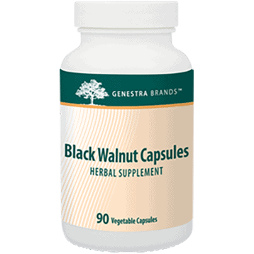 Black Walnut Capsules 90 vegcaps by Genestra Seroyal