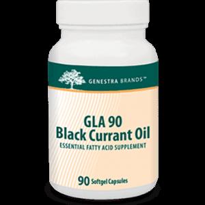 GLA 90 Black Currant Oil 90 gels by Genestra Seroyal
