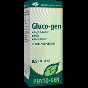 Gluco-gen (0.5 fl oz [15 ml]) by Genestra Seroyal