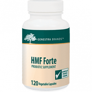 HMF Forte 120 vcaps by Genestra Seroyal