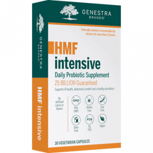 HMF Intensive 30 vcaps by Genestra Seroyal