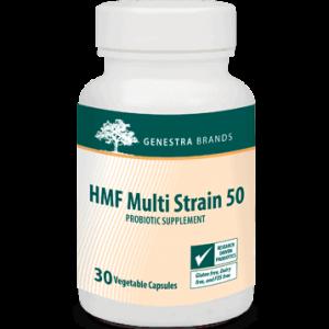 HMF Multi Strain 50 30vcaps by Genestra Seroyal