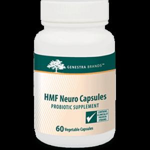 HMF Neuro Capsules 60vcaps by Genestra Seroyal