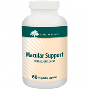 Macular Support 60vcaps by Genestra Seroyal