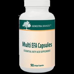 Multi EFA Capsules 90 gels by Genestra Seroyal