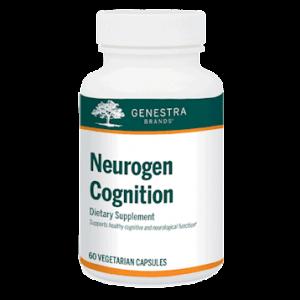 Neurogen Cognition 60vcaps by Genestra Seroyal