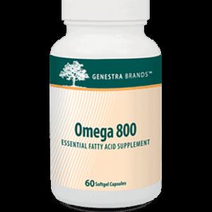 Omega 800 60 caps by Genestra Seroyal