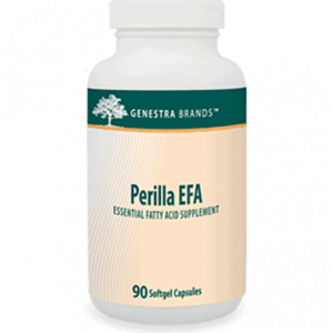Perilla EFA 90 gels by Genestra Seroyal