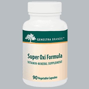 Super Oxi Formula 90 Vcaps By Genestra Seroyal