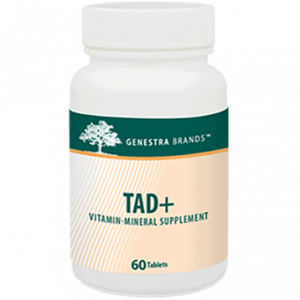 Tad+ 60 Tabs By Genestra Seroyal