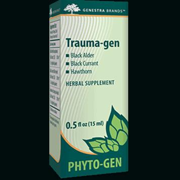 Trauma Gen 0.5 Oz By Genestra Seroyal