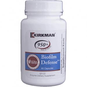 Biofilm Defense 60 caps by Kirkman Labs
