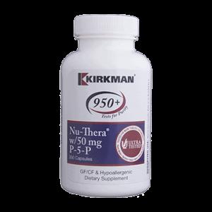 Nu-Thera w/ 50 mg P-5-P 300 caps by Kirkman Labs