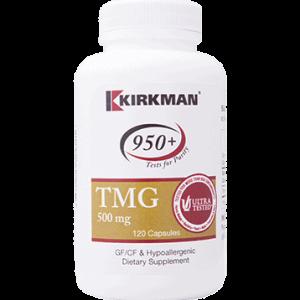 Tmg 500 Mg 120 Caps By Kirkman Labs