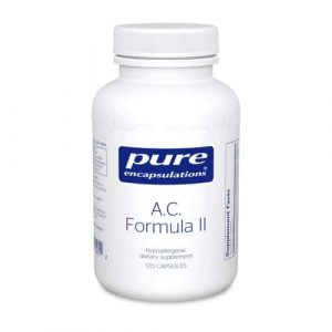 A.C. Formula II 120c by Pure Encapsulations