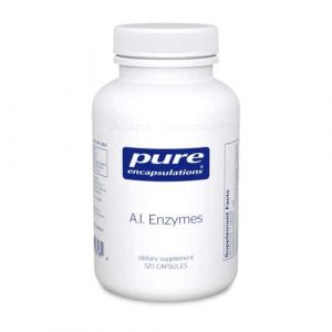 A.I. Enzymes 120c by Pure Encapsulations