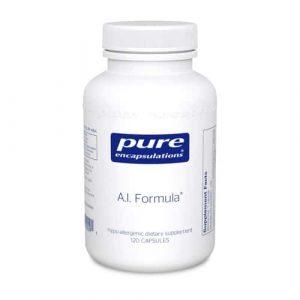 A.I. Formula 120 vcaps by Pure Encapsulations