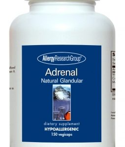 Adrenal Natural Glandular 150 Vcaps By Allergy Research Group