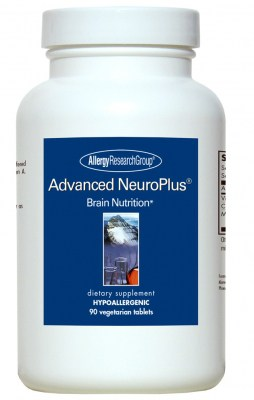 Advanced Neuroplus 90 Vtabs By Allergy Research Group