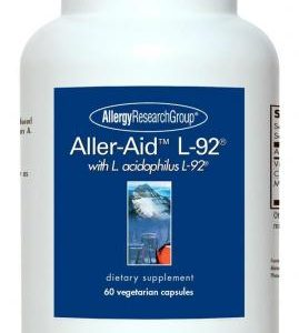 Aller Aid L 92 60vcaps By Allergy Research Group