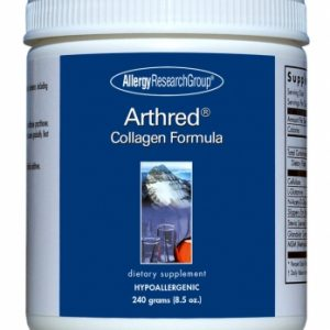 Arthred Collagen Formula 240grams By Allergy Research Group