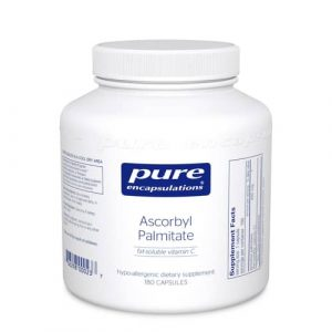 Ascorbyl Palmitate 180c by Pure Encapsulations